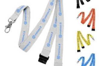 Lanyard publicitaire
